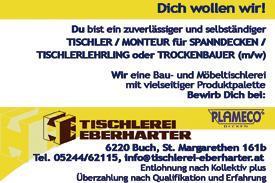 Tischlerei Eberharter AG 133