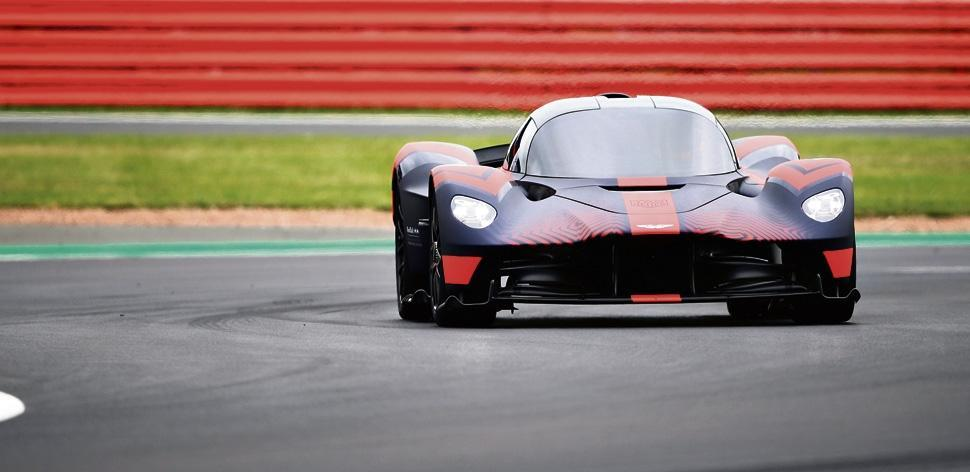 Aston Martin Valkyrie Ps Monster Von Adrian Newey Auto Motor Nachrichten