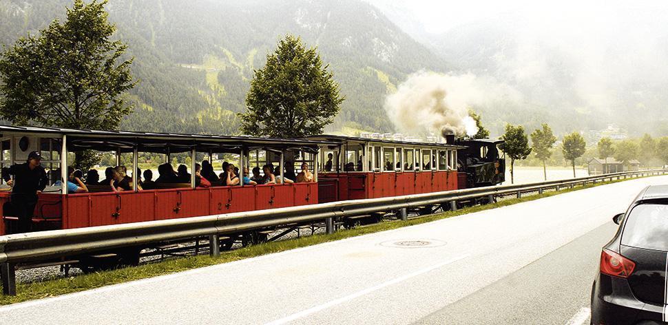 Status 2021: So steht's um die  Achenseebahn