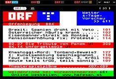 ORF Teletext